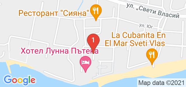 Хотел Ралица Карта