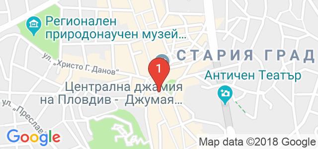 Central-place Карта
