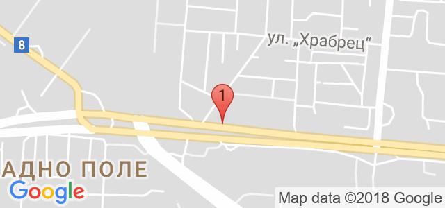 Ресторант Буено Карта
