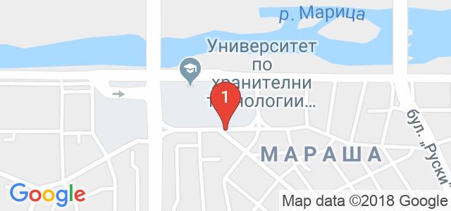 Corner bar Карта