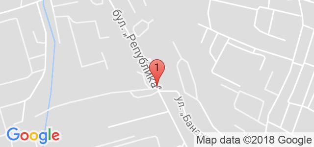 Продеко Стил БГ Карта