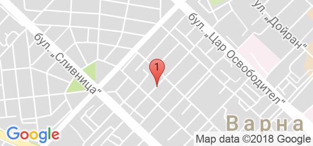 Спа комплекс Сана Дрийм Карта