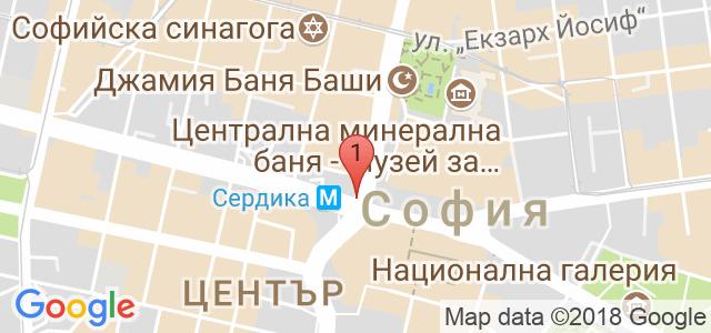 MAGNIFICO STUDIOS Карта