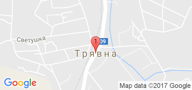 Хотел Зограф Карта