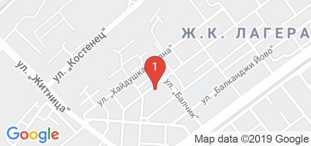 д-р Леда Андреева Карта