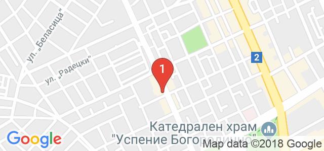 Салон за красота Перфект Карта