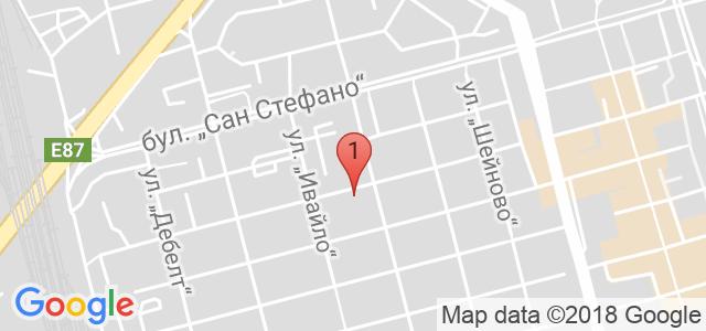 NurTen Cosmetique Карта
