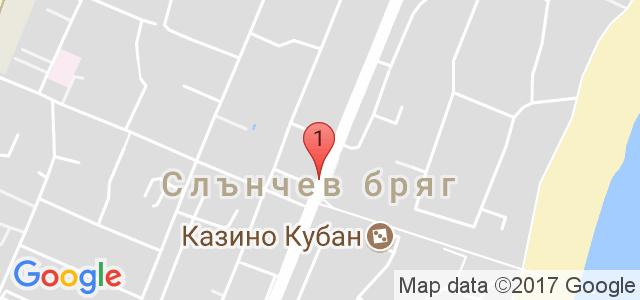 хотел Бахами Карта