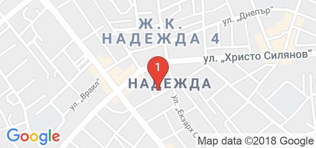 Торти ЕФИ Карта