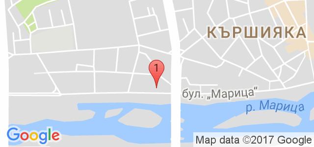 Студио DeKris Карта