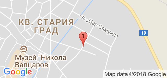 хотел Орфей**** гр. Банско Карта