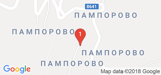 Хотел Панорама 3* Карта