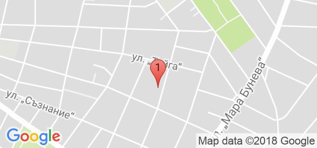 Радиан Електрик ЕООД Карта