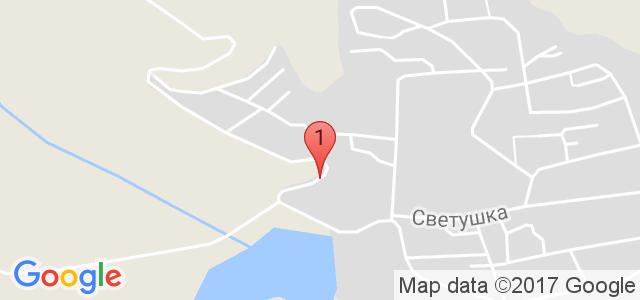 Трявна Лейк хотел Карта