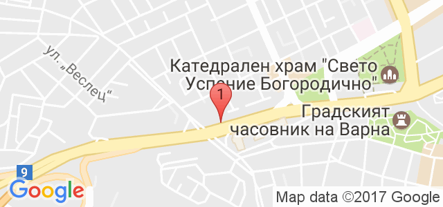 Pro Sport by Tanya Dimitrova Карта
