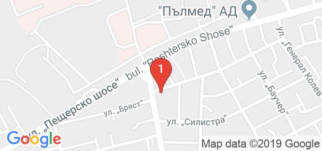 КАНГЕН- Кафе Карта