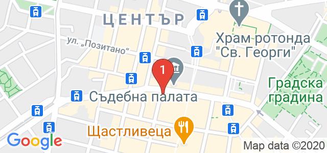 Център Анима Карта