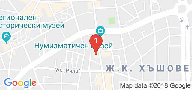 Клиника Алфадент Карта