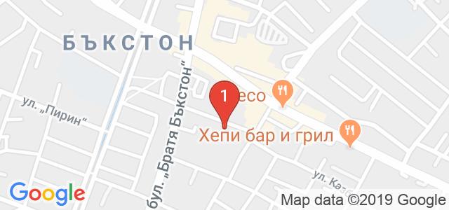 Дентален кабинет Казбек Карта