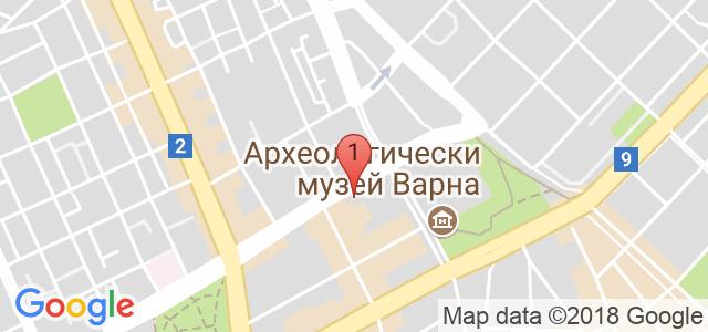 Стоматолог д-р Демирев Карта