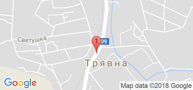 хотел Извора Карта