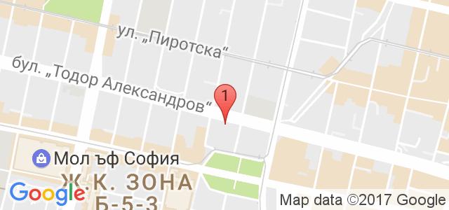 ВИТА СТИЛ Карта