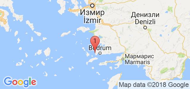 Си-Ем Травел Карта