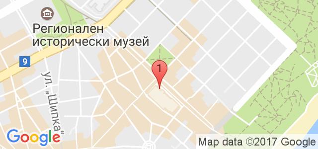 коктейл-бар Карта