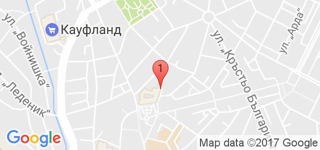 Игъл Травел Карта