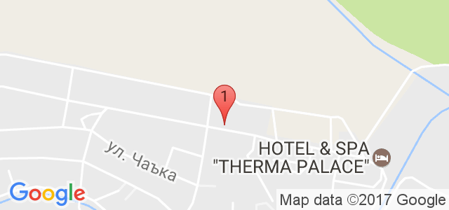 Хотел Лагуна Карта