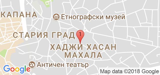 Пицария Ориджинале Карта