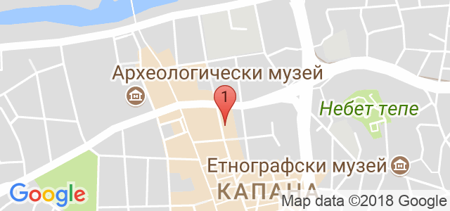 Салон за красота Сакс Карта
