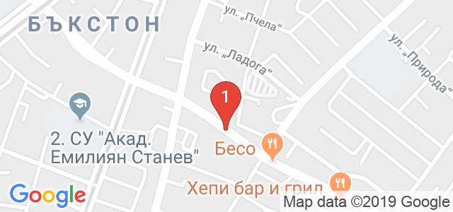 Ана Травел Карта