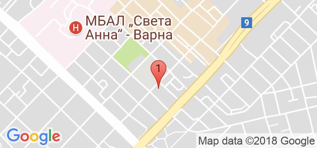 Ресторант Русские блины Карта