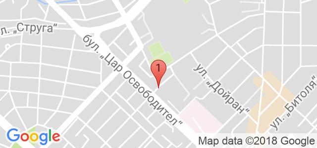 mnogopodaraci.bg Карта
