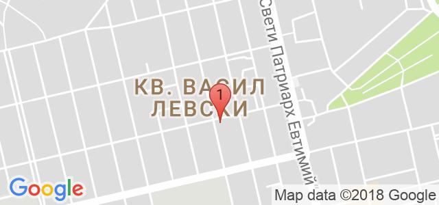 САЛОН ЗА КРАСОТА ЕВИС Карта