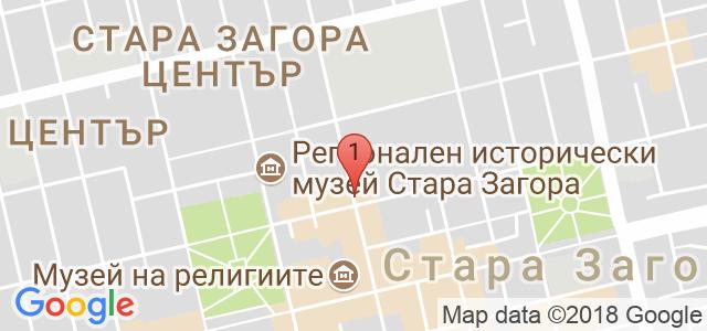 "Студио за красота ""In Vision"" Карта"