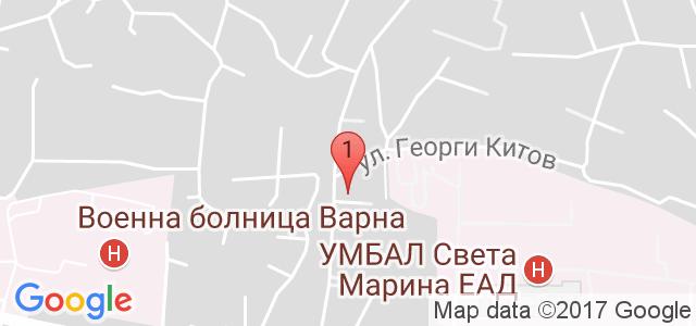 Karta 2019 Bolnica Sveta Marina Varna Karta