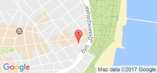 Fashion hair studio Schwarzkopf Карта