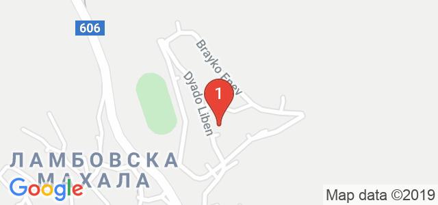 Хотел Рай  Карта