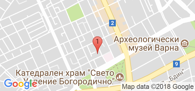 Galina Nails Карта