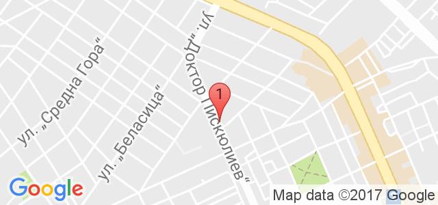 Студио за красота Ксения Карта