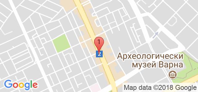 Информационен и учебен център ИНФО БЪЛГАРИЯ Карта
