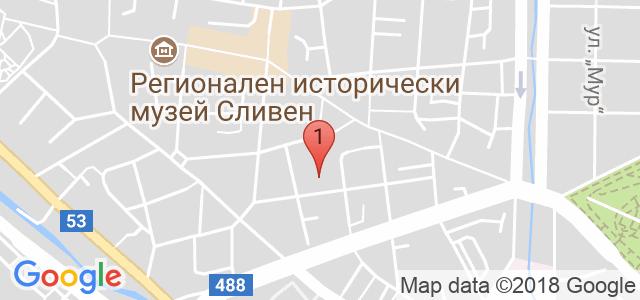 Студио за красота Рени Стил Карта