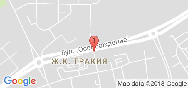 Салон Надин Карта