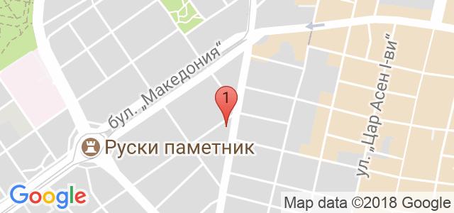 Д-р Албена Нешова Карта