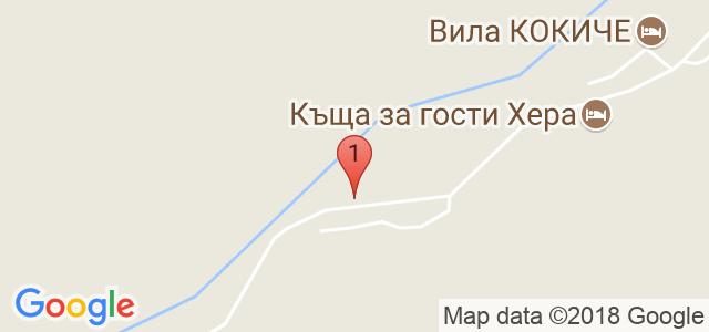 Комплекс Чифлика Карта