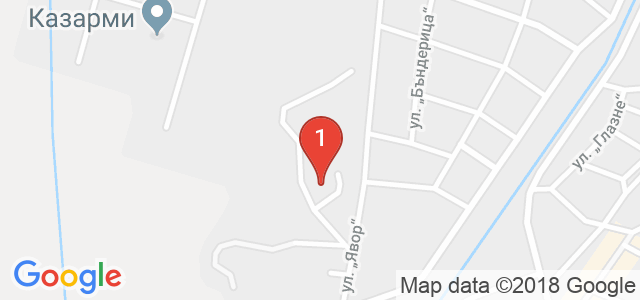 Хотел Сънрайз Парк 4* Карта