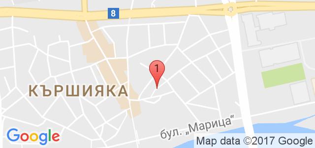 Салон за красота Plaza Карта