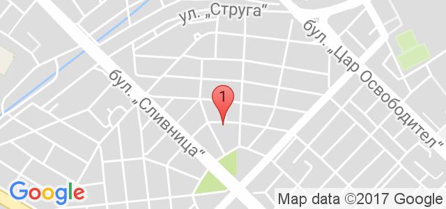 Language Academy Карта